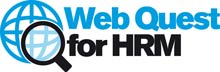 WebQuest for HRM Logo