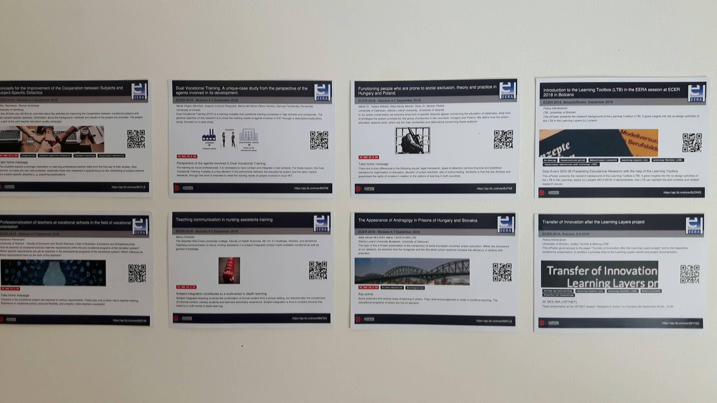 The ePosters