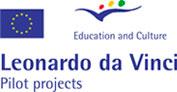 Leonardo da Vinci Pilot Project Logo