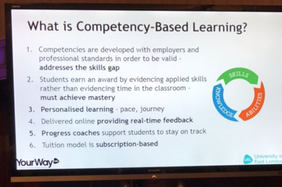 competencybasedlearning