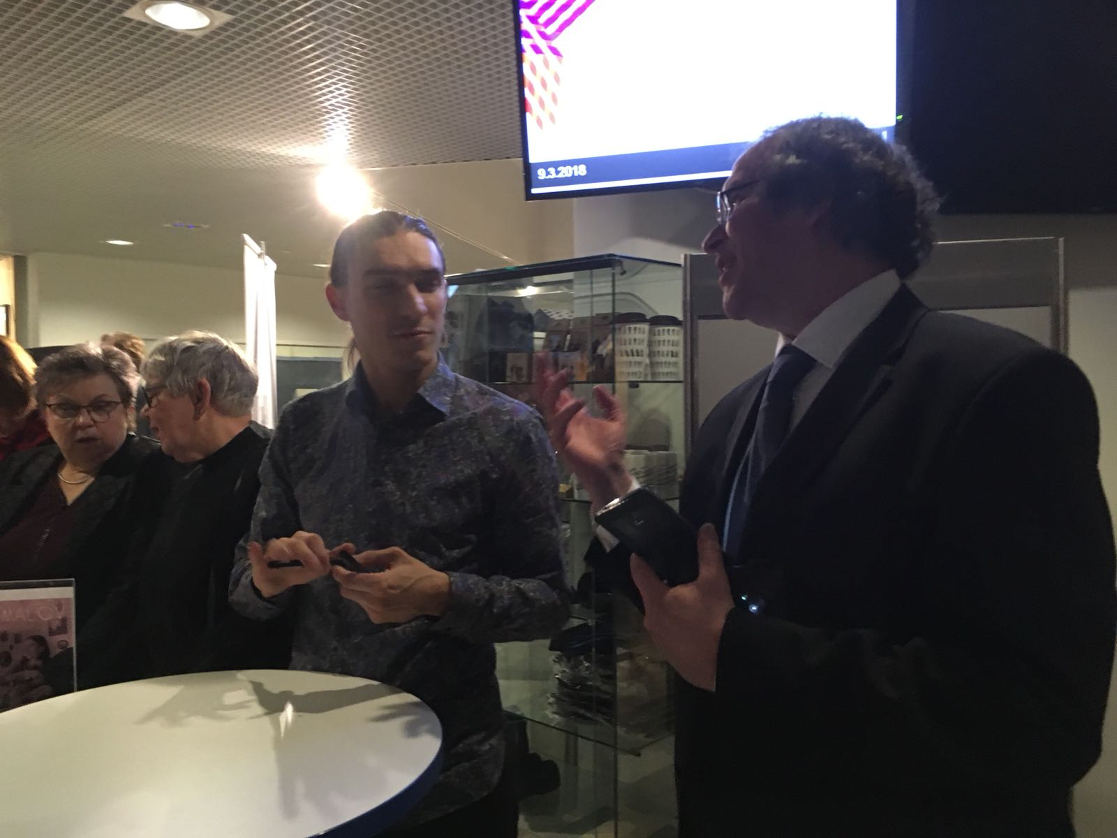 Tampere-talo Fr 9.3.2018